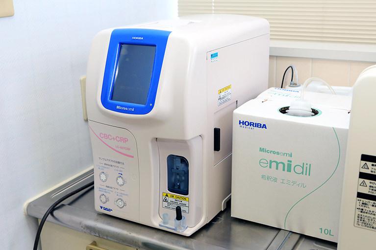 自動血球計算装置